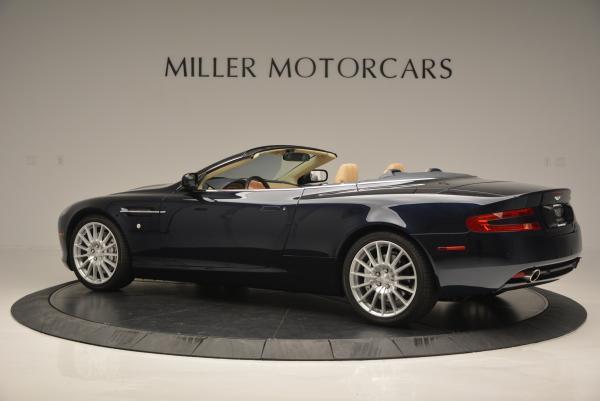 Used 2007 Aston Martin DB9 Volante for sale Sold at Bentley Greenwich in Greenwich CT 06830 4