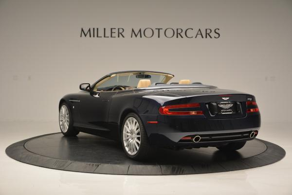 Used 2007 Aston Martin DB9 Volante for sale Sold at Bentley Greenwich in Greenwich CT 06830 5