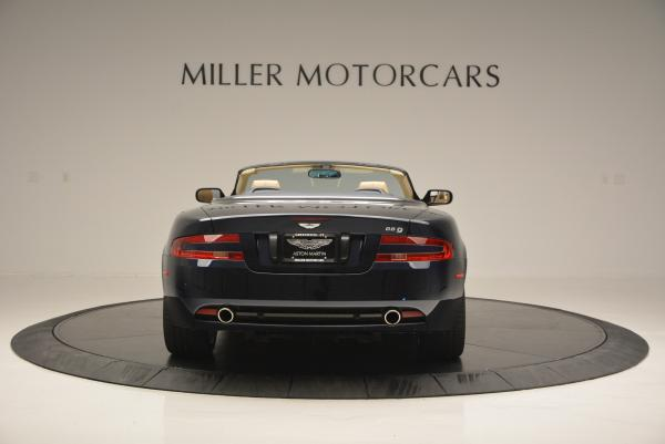 Used 2007 Aston Martin DB9 Volante for sale Sold at Bentley Greenwich in Greenwich CT 06830 6