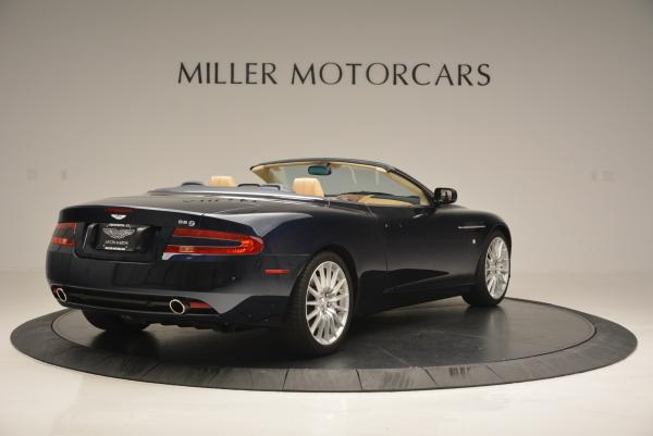 Used 2007 Aston Martin DB9 Volante for sale Sold at Bentley Greenwich in Greenwich CT 06830 7