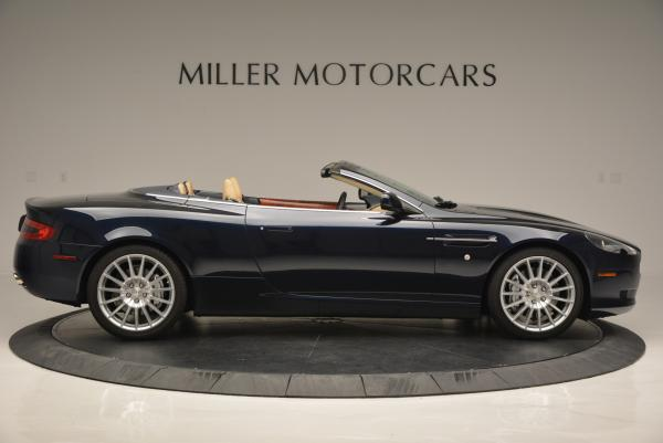 Used 2007 Aston Martin DB9 Volante for sale Sold at Bentley Greenwich in Greenwich CT 06830 9