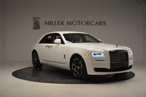 New 2017 Rolls-Royce Ghost Black Badge for sale Sold at Bentley Greenwich in Greenwich CT 06830 11