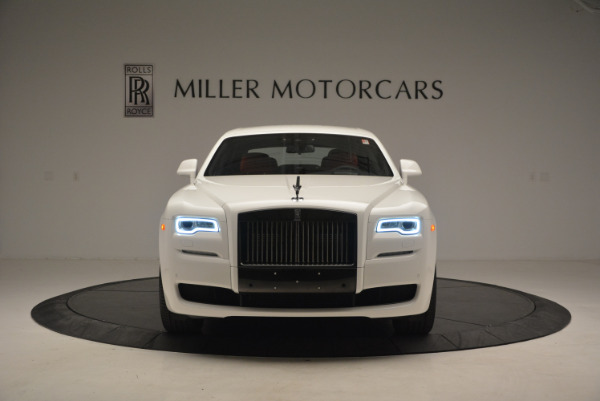 New 2017 Rolls-Royce Ghost Black Badge for sale Sold at Bentley Greenwich in Greenwich CT 06830 12