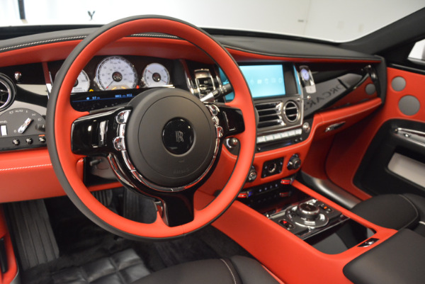 New 2017 Rolls-Royce Ghost Black Badge for sale Sold at Bentley Greenwich in Greenwich CT 06830 20
