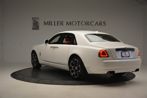 New 2017 Rolls-Royce Ghost Black Badge for sale Sold at Bentley Greenwich in Greenwich CT 06830 5