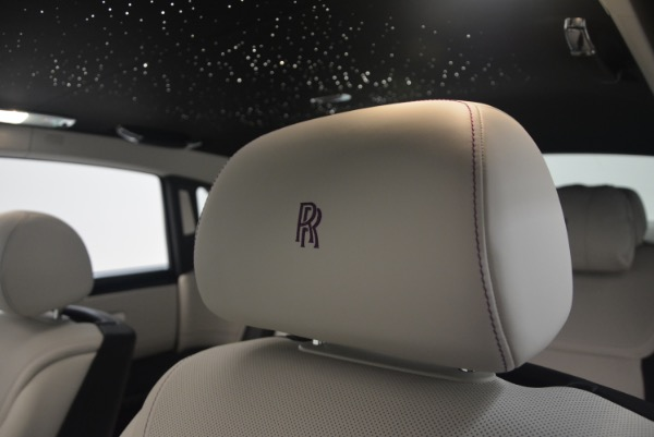 Used 2017 Rolls-Royce Ghost for sale Sold at Bentley Greenwich in Greenwich CT 06830 20