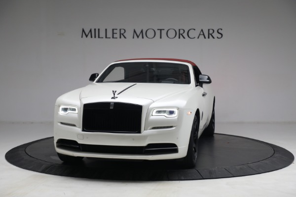 New 2017 Rolls-Royce Dawn for sale Sold at Bentley Greenwich in Greenwich CT 06830 15