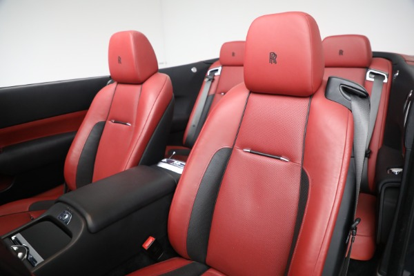 New 2017 Rolls-Royce Dawn for sale Sold at Bentley Greenwich in Greenwich CT 06830 25