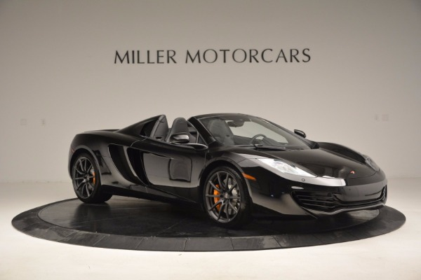 Used 2013 McLaren 12C Spider for sale Sold at Bentley Greenwich in Greenwich CT 06830 10
