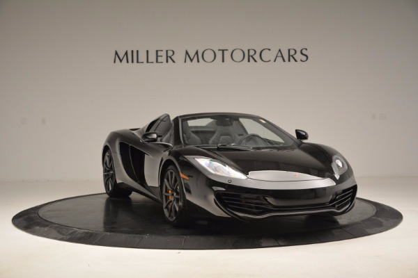 Used 2013 McLaren 12C Spider for sale Sold at Bentley Greenwich in Greenwich CT 06830 11