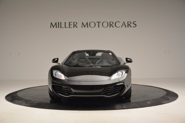 Used 2013 McLaren 12C Spider for sale Sold at Bentley Greenwich in Greenwich CT 06830 12