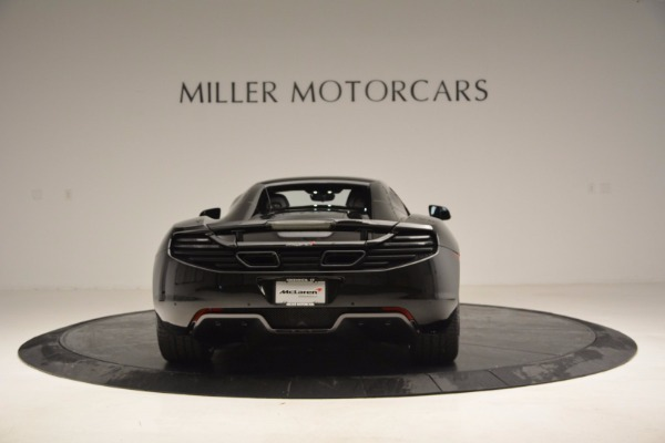 Used 2013 McLaren 12C Spider for sale Sold at Bentley Greenwich in Greenwich CT 06830 18