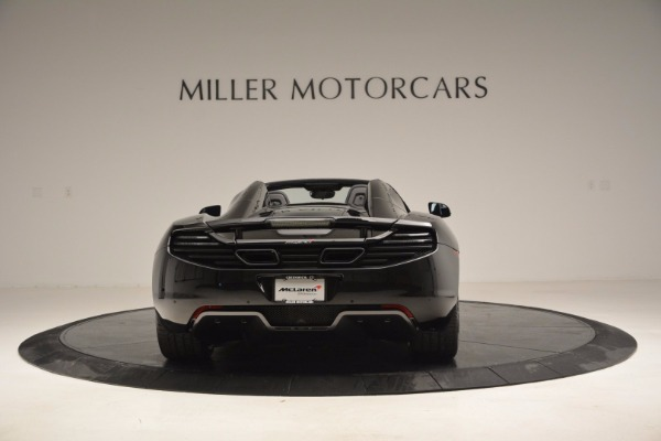 Used 2013 McLaren 12C Spider for sale Sold at Bentley Greenwich in Greenwich CT 06830 6