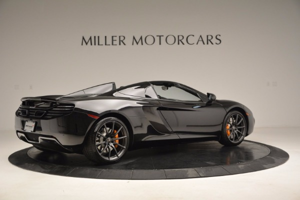 Used 2013 McLaren 12C Spider for sale Sold at Bentley Greenwich in Greenwich CT 06830 8