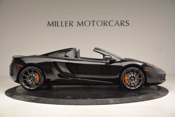 Used 2013 McLaren 12C Spider for sale Sold at Bentley Greenwich in Greenwich CT 06830 9