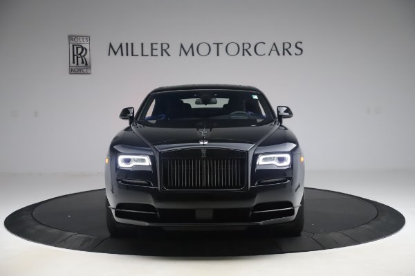 New 2017 Rolls-Royce Wraith Black Badge for sale Sold at Bentley Greenwich in Greenwich CT 06830 2