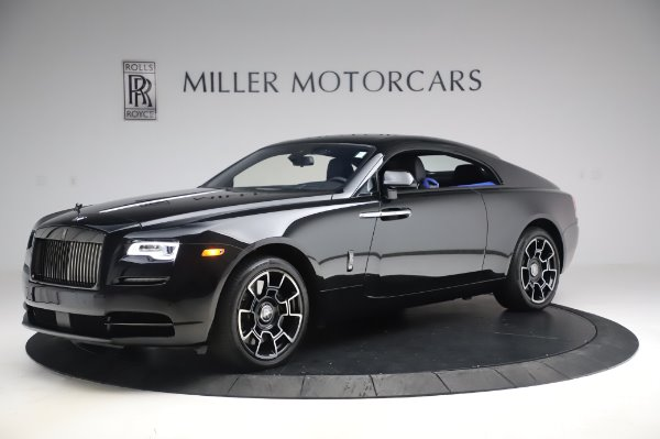 New 2017 Rolls-Royce Wraith Black Badge for sale Sold at Bentley Greenwich in Greenwich CT 06830 3