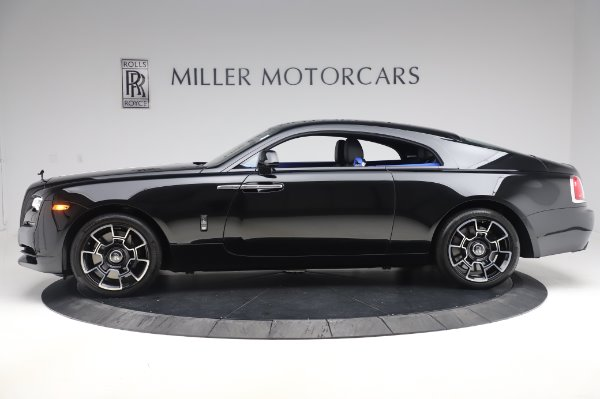 New 2017 Rolls-Royce Wraith Black Badge for sale Sold at Bentley Greenwich in Greenwich CT 06830 4