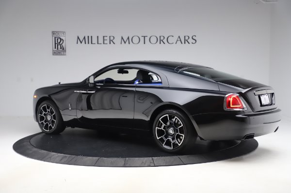 New 2017 Rolls-Royce Wraith Black Badge for sale Sold at Bentley Greenwich in Greenwich CT 06830 5