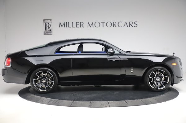 New 2017 Rolls-Royce Wraith Black Badge for sale Sold at Bentley Greenwich in Greenwich CT 06830 8