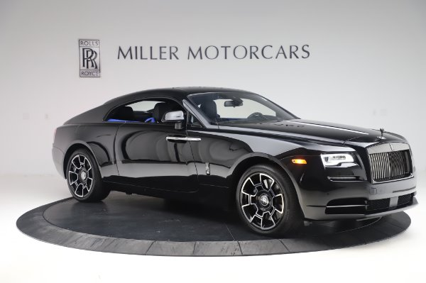 New 2017 Rolls-Royce Wraith Black Badge for sale Sold at Bentley Greenwich in Greenwich CT 06830 9