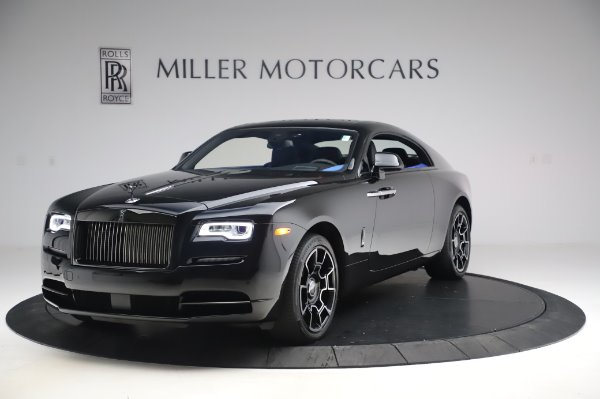 New 2017 Rolls-Royce Wraith Black Badge for sale Sold at Bentley Greenwich in Greenwich CT 06830 1