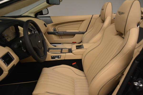 New 2016 Aston Martin DB9 GT Volante for sale Sold at Bentley Greenwich in Greenwich CT 06830 19