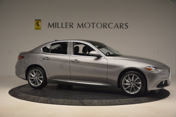 New 2017 Alfa Romeo Giulia Q4 for sale Sold at Bentley Greenwich in Greenwich CT 06830 10