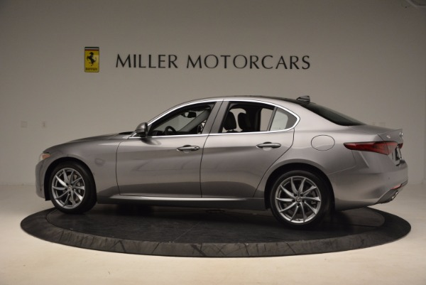New 2017 Alfa Romeo Giulia Q4 for sale Sold at Bentley Greenwich in Greenwich CT 06830 4