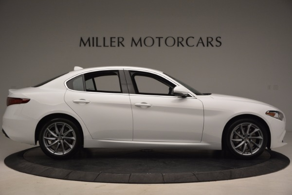 New 2017 Alfa Romeo Giulia Q4 for sale Sold at Bentley Greenwich in Greenwich CT 06830 9