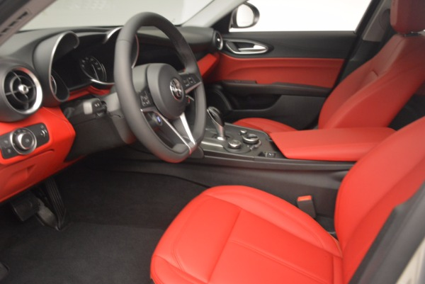 New 2017 Alfa Romeo Giulia Q4 for sale Sold at Bentley Greenwich in Greenwich CT 06830 14