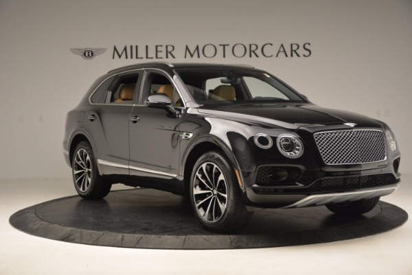 Used 2017 Bentley Bentayga for sale Sold at Bentley Greenwich in Greenwich CT 06830 11
