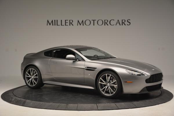Used 2016 Aston Martin V8 Vantage GT Coupe for sale Sold at Bentley Greenwich in Greenwich CT 06830 10