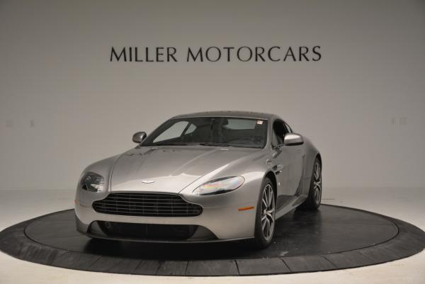 Used 2016 Aston Martin V8 Vantage GT Coupe for sale Sold at Bentley Greenwich in Greenwich CT 06830 2