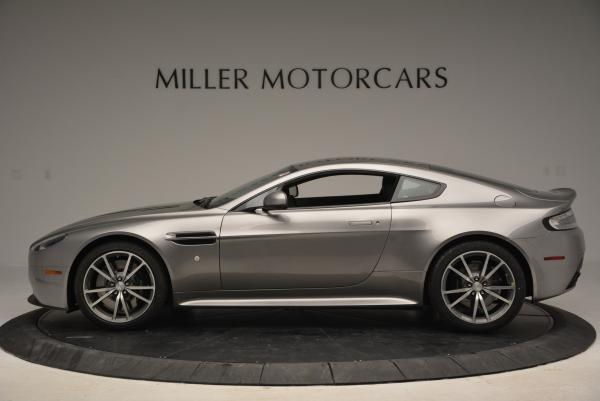 Used 2016 Aston Martin V8 Vantage GT Coupe for sale Sold at Bentley Greenwich in Greenwich CT 06830 3