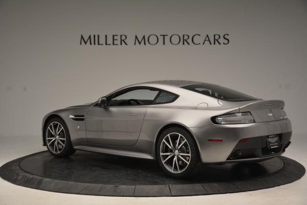 Used 2016 Aston Martin V8 Vantage GT Coupe for sale Sold at Bentley Greenwich in Greenwich CT 06830 4