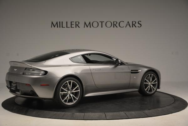 Used 2016 Aston Martin V8 Vantage GT Coupe for sale Sold at Bentley Greenwich in Greenwich CT 06830 8