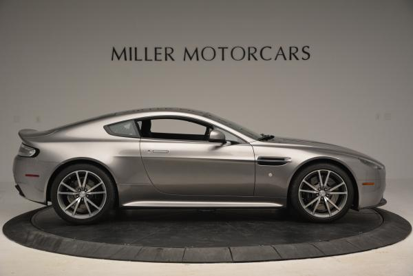 Used 2016 Aston Martin V8 Vantage GT Coupe for sale Sold at Bentley Greenwich in Greenwich CT 06830 9