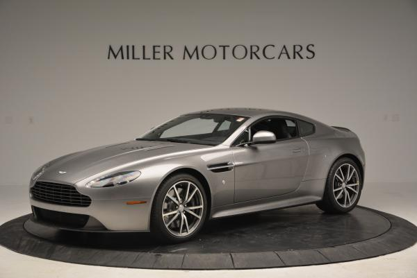 Used 2016 Aston Martin V8 Vantage GT Coupe for sale Sold at Bentley Greenwich in Greenwich CT 06830 1