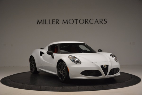 New 2016 Alfa Romeo 4C Coupe for sale Sold at Bentley Greenwich in Greenwich CT 06830 11