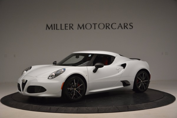 New 2016 Alfa Romeo 4C Coupe for sale Sold at Bentley Greenwich in Greenwich CT 06830 2
