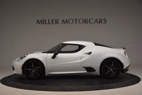 New 2016 Alfa Romeo 4C Coupe for sale Sold at Bentley Greenwich in Greenwich CT 06830 3
