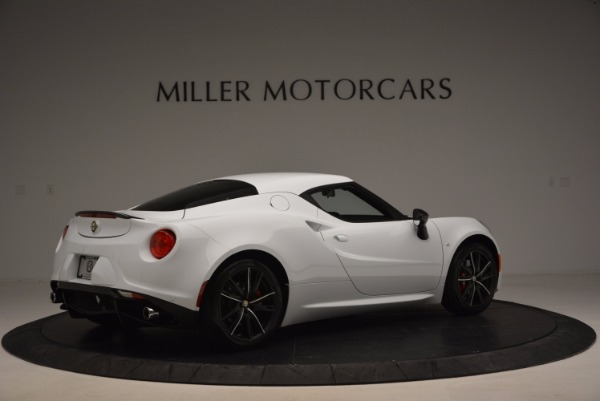 New 2016 Alfa Romeo 4C Coupe for sale Sold at Bentley Greenwich in Greenwich CT 06830 8
