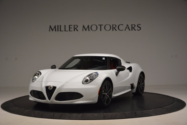 New 2016 Alfa Romeo 4C Coupe for sale Sold at Bentley Greenwich in Greenwich CT 06830 1