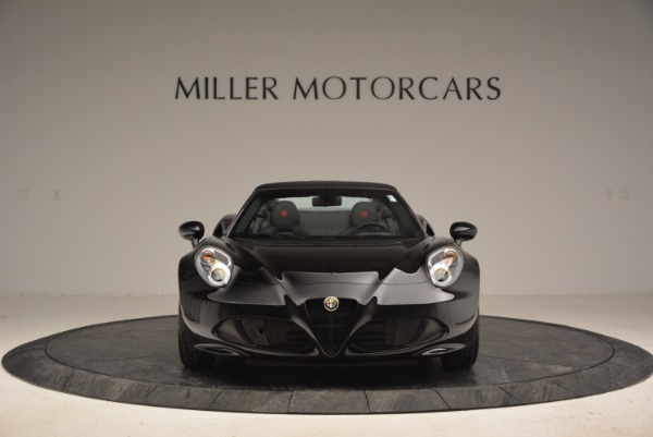 New 2016 Alfa Romeo 4C Spider for sale Sold at Bentley Greenwich in Greenwich CT 06830 12