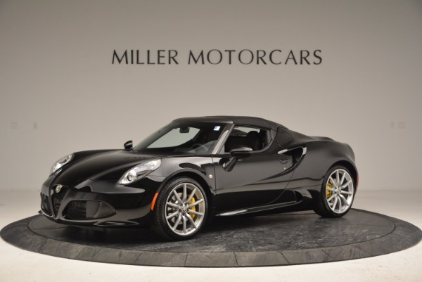 New 2016 Alfa Romeo 4C Spider for sale Sold at Bentley Greenwich in Greenwich CT 06830 14