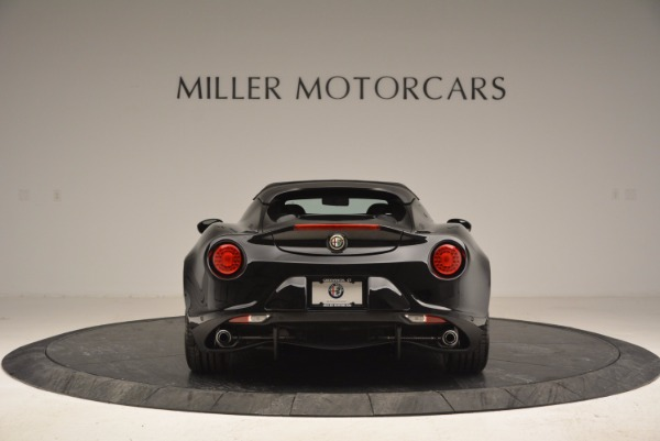 New 2016 Alfa Romeo 4C Spider for sale Sold at Bentley Greenwich in Greenwich CT 06830 18