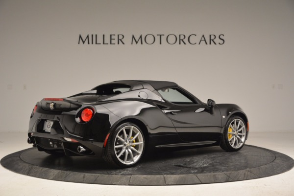 New 2016 Alfa Romeo 4C Spider for sale Sold at Bentley Greenwich in Greenwich CT 06830 20