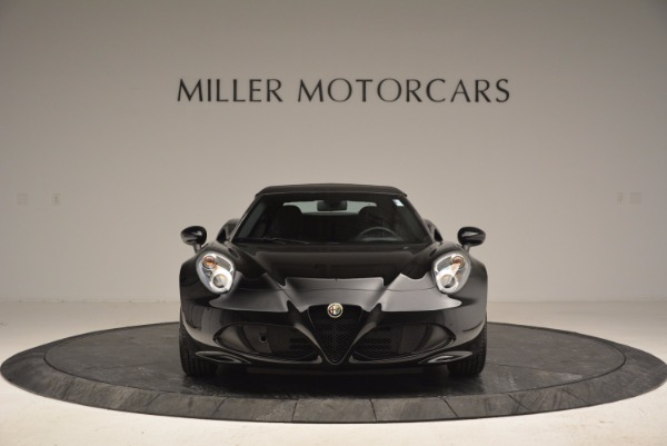New 2016 Alfa Romeo 4C Spider for sale Sold at Bentley Greenwich in Greenwich CT 06830 24