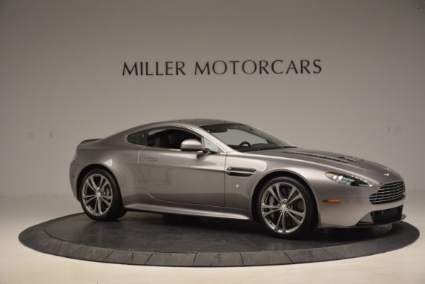 Used 2012 Aston Martin V12 Vantage for sale Sold at Bentley Greenwich in Greenwich CT 06830 10